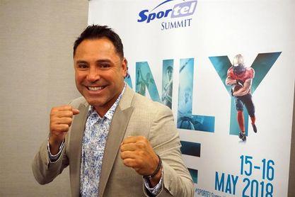 De La Hoya, tras 13 años de retiro, volverá al boxeo el próximo 3 de julio