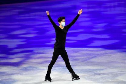 Nathan Chen logra en Estocolmo su tercer título mundial consecutivo