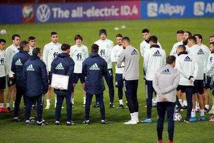 Georgia se disculpa por el apagón y garantiza que el estadio estará listo para el partido