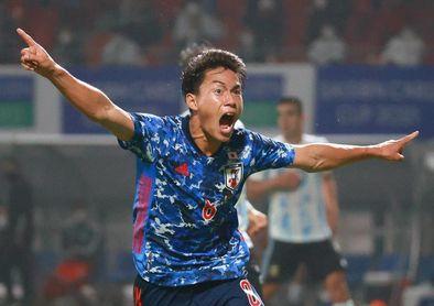 3-0. Japón le toma la medida a Argentina