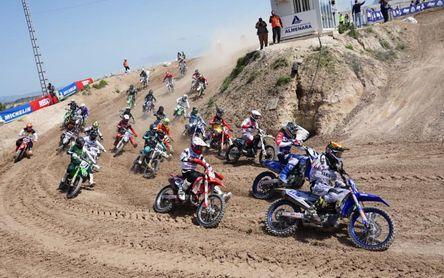 Un mermado Campano (Yamaha E. Castro) hace podio en el Nacional
