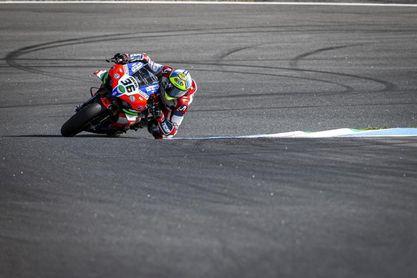 El argentino Leandro Mercado, nuevo piloto Honda en MIE Racing