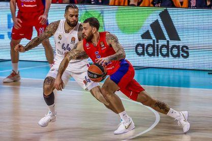 El CSKA Moscú ve imposible resolver el conflicto con Mike James
