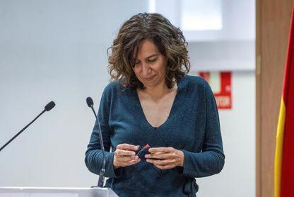 Irene Lozano deja lista la Ley del Deporte y se va contenta a las elecciones