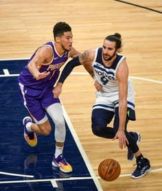 117-110. Booker y Suns se mantienen ganadores y consolidan liderato