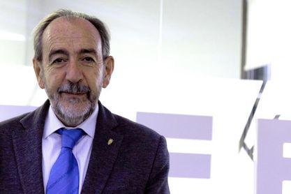 Paco Díez, único candidato para la reelección el 15 de abril
