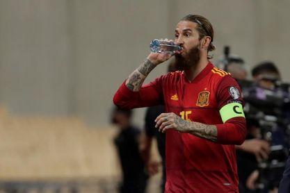 """Ramos: """"Jugar un minuto, un partido o medio tiempo es decisión del técnico"""""""