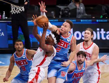 120-108. Irving y Nets superan pérdida de Harden, lesionado, y son líderes