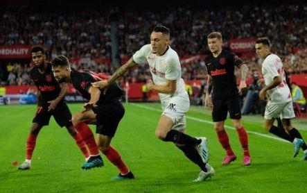 Dónde ver en TV y online el Sevilla FC-Atlético de Madrid: fecha y horario