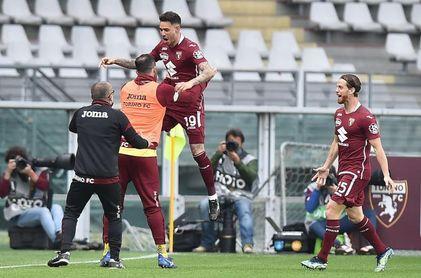 Sanabria conquista al Torino