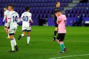 El Valladolid, obligado a modificar el equipo ante las numerosas bajas