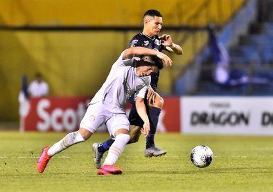 0-1. El argentino Barco le da un valioso triunfo al Atlanta sobre el Alajuelense en Costa Rica