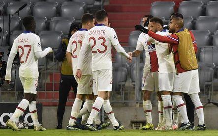 2-3. Mbappé y Keylor Navas dan el primer asalto al PSG
