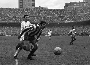 Fallece Antonio Calpe, exjugador del Real Madrid y del Levante