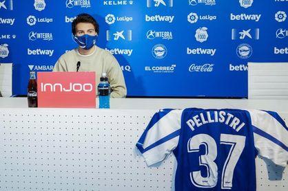Pellistri padece una rotura fibrilar y se perderá el duelo vasco