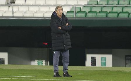 Pellegrini recupera efectos de cara al Atlético.