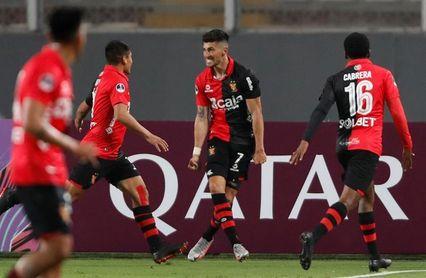3-2. Melgar avanza con autoridad en la Sudamericana