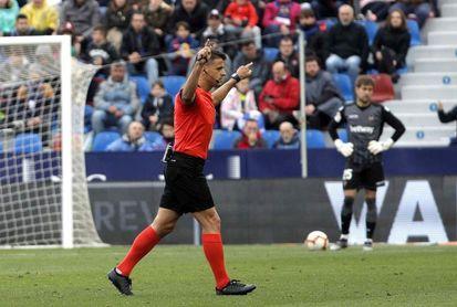 Gil Manzano sustituye como árbitro a Mateu Lahoz, por lesión