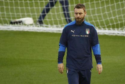De Rossi ingresado en hospital por covid-19