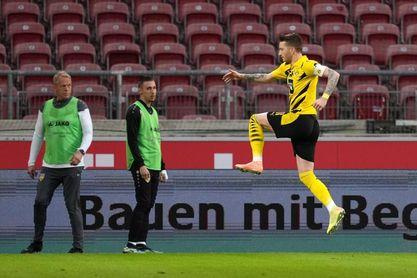 Knauff da el triunfo al Dortmund y Haaland sigue sin marcar