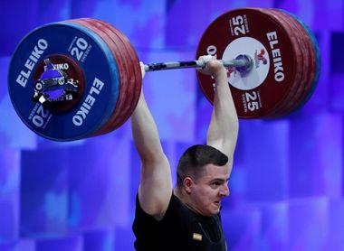 Marcos Ruiz, bronce en dos tiempos de -109 kilos con nuevo récord de España