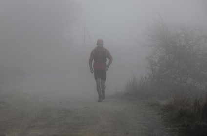 El rumano Cristian Manole y la cántabra Azara García ganan en Sierra Nevada