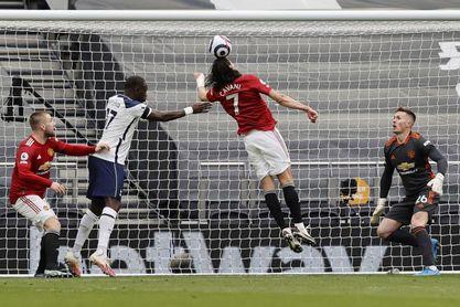 Cavani remonta a un Tottenham sin Bale
