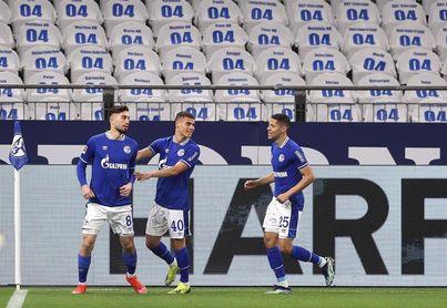 Inútil reencuentro con el triunfo del Schalke