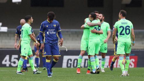 """El Lazio no renuncia a la """"Champions"""""""
