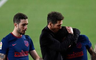 """Simeone: """"Tuvimos el 0-2 pero llegó el 1-1; el empate es merecido"""""""