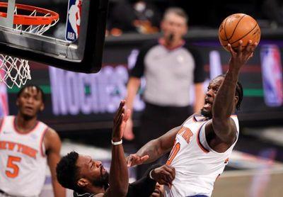 102-96. Randle lidera la remontada de los Knicks tras perder ventaja de 18 puntos