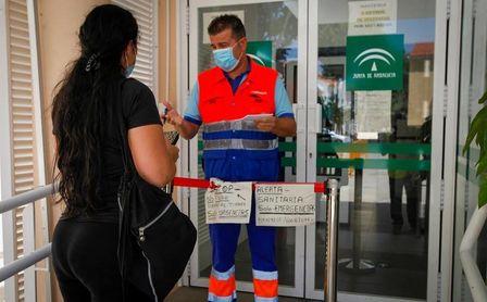 Andalucía registra 3.192 contagios en los dos últimos días.