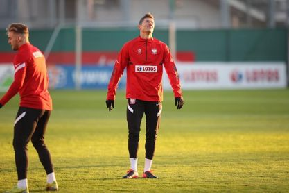 Lewandowski vuelve a correr en solitario tras su lesión