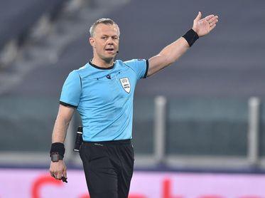 El neerlandés Kuipers arbitrará al Madrid en Anfield; Del Cerro, en Dortmund