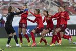 Rusia, Irlanda del Norte y Suiza estarán en la Eurocopa femenina