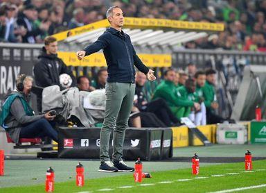 Adi Hütter dejará el Eintracht y entrenará al Borussia Mönchengladbach la próxima temporada