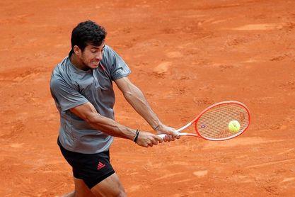 Garin elimina en primera a Auger-Aliassime, nuevo discípulo de Toni Nadal