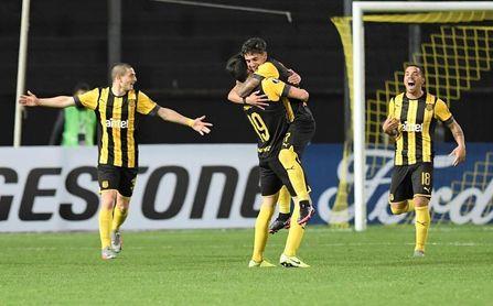 4-1. Ante Cerro Largo, los juveniles de Peñarol se ponen al hombro la clasificación a la Sudamericana