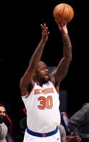 106-116. Randle brilla ante su exequipo en el triunfo de los Knicks sobre los Pelicans