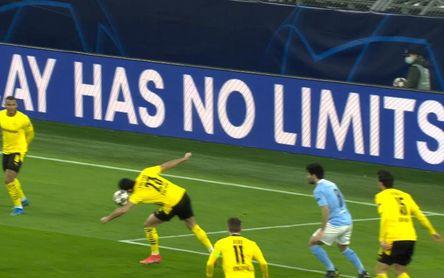 Para el Real-Sevilla, el árbitro del penalti de Emre Can
