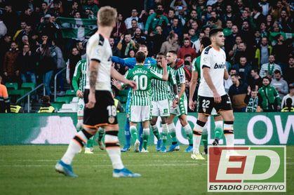 Dónde ver en TV y online el Real Betis-Valencia: fecha y horario