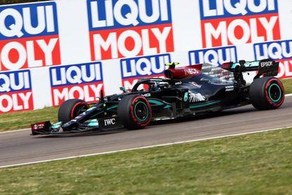 Mercedes neutraliza el efecto Red Bull