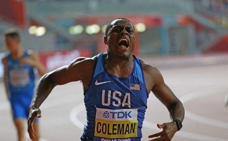 El TAS reduce a 18 meses la sanción a Coleman, pero no llegará a Tokio
