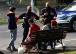 Tranquilidad en Bilbao que contrasta con lo sucedido en la final con la Real