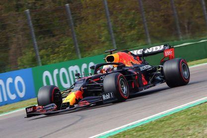 Verstappen lidera la tercera sesión de entrenamientos libres en Imola