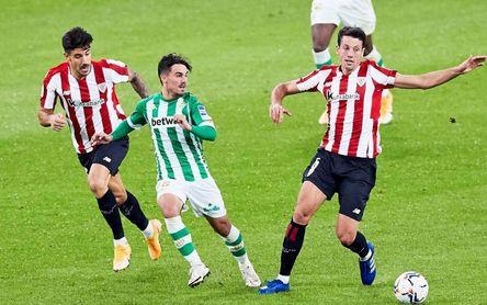 Dónde ver en TV y online el Real Betis-Athletic: fecha y horario