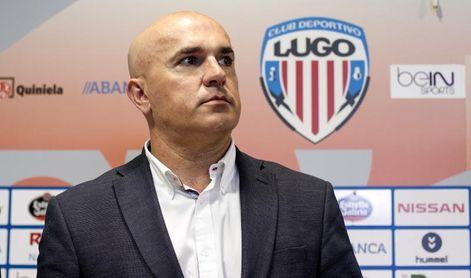 El Lugo destituye a Luis César y busca su cuarto entrenador