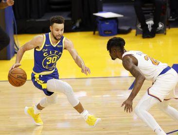Stephen Curry, el Jugador de la Semana en la Conferencia Oeste de la NBA