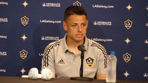 'Chicharito' Hernández, el Jugador de la Semana en la MLS