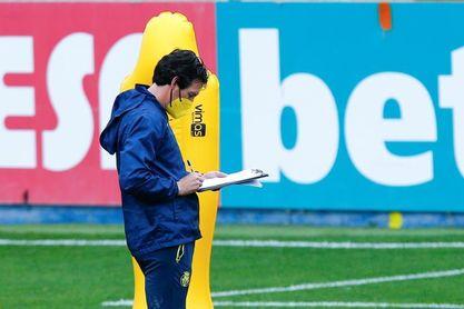 """Emery: """"Nos espera un Alavés motivado y complicado"""""""